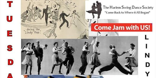 Harlem Swing Dance and Lindy Hop/Jazz Tours