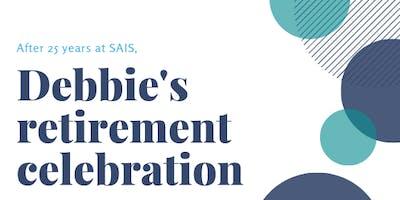 Debbie's Retirement Celebration