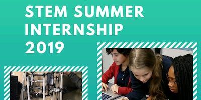 STEM  SUMMER INTERNSHIP  2K19