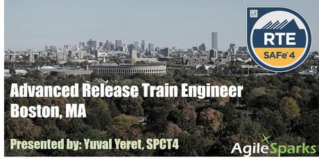 SAFe 4.6 Release Train Engineer (RTE) - Boston - June 2020 tickets