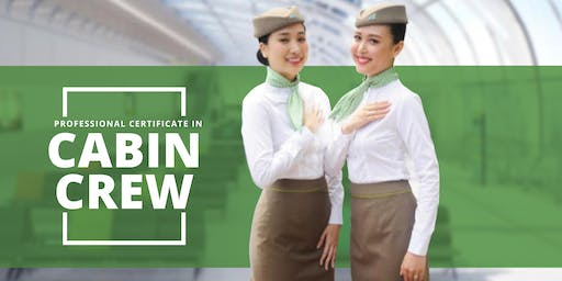 Professional Certificate in Cabin Crew (Introduction/Demo Class)