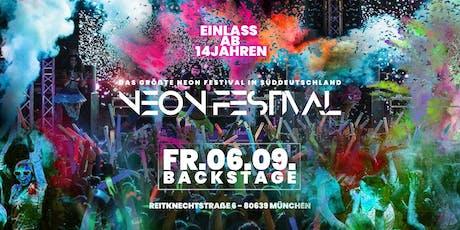 Neon Festival ab 14 Jahren  Tickets
