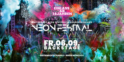 Neon Festival ab 14 Jahren