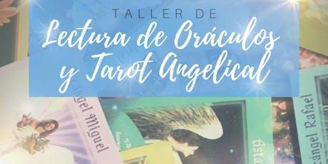 Taller de Lectura De Oráculos Y Tarot Angelical entradas