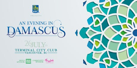 RBC Presents: An Evening in Damascus tickets