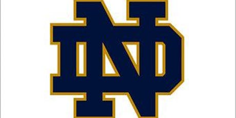 Notre Dame Football and US Senior Open tickets