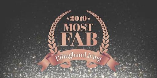 Most Fabulous Awards Celebration 2019