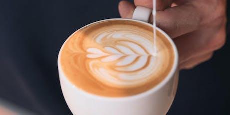 AFBA AKADEMIE: Kaffee-Rösten und -Verkosten mit Barista Philip Feyer Tickets