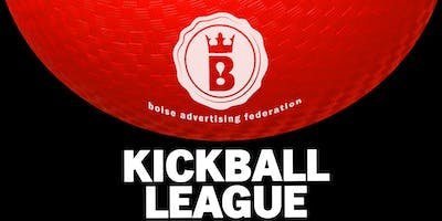 2019 BAF Kickball League (5 weeks)