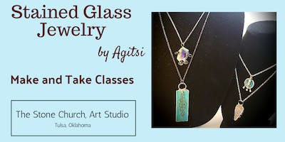 Stained Glass Jewelry Class
