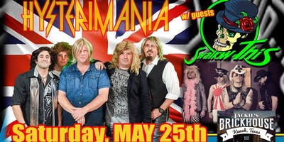 Def Leppard/Poison Tribute