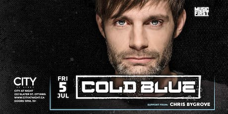 Cold Blue at City At Night tickets