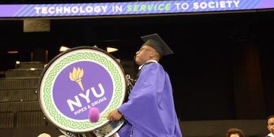 Graduation Reception for Black and Latino Men at Tandon