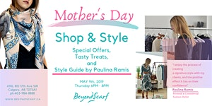 Mother's Day - Shop and Style