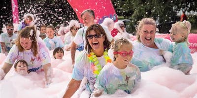 Bubble Colour Rush -Belvedere House, Mullingar