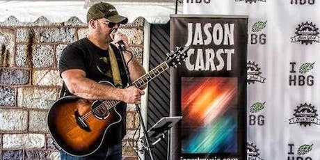 Unplugged with Jason Carst tickets