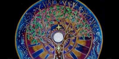 Tree of Life Mandala Painting Workshop