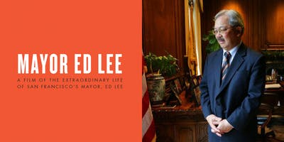 """Mayor Ed Lee"" Film Screening, Reception, Filmmakers Q&A Panel at Stanford"