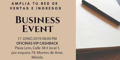 Business Event Mérida