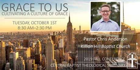 Central Seminary Fall Conference - Grace to Us: Cultivating a Culture of Grace tickets