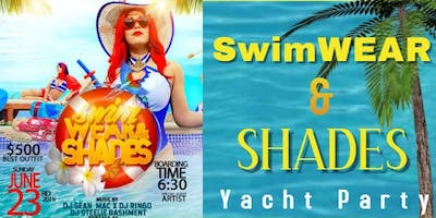 Swimwear and Shades Yacht Party