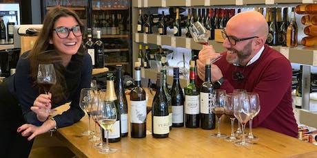 South Ken's Wine Wednesdays: W.O.W. and friends. tickets