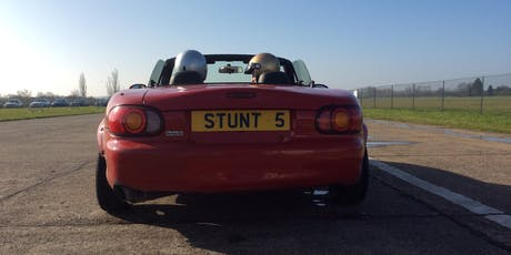 Stunt Driving Experiences - Hereford - Saturday 5th October 2019 - 9am - 11am tickets