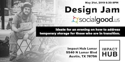Design Jam - Solving for Homelessness in Austin