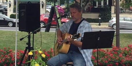 Unplugged with Steve Dincau tickets
