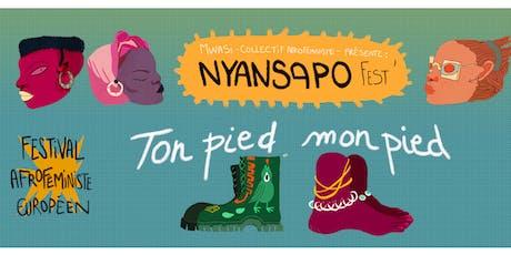 Nyansapo Fest' 2019  billets