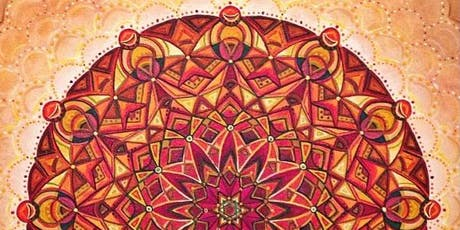 Sunrise/Sunset Mandala Painting Workshop tickets