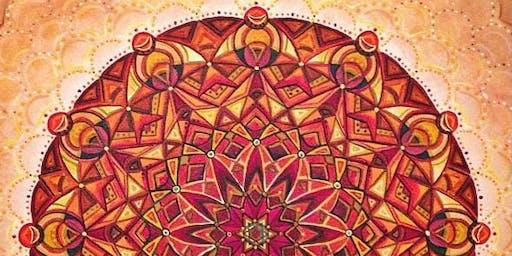 Sunrise/Sunset Mandala Painting Workshop