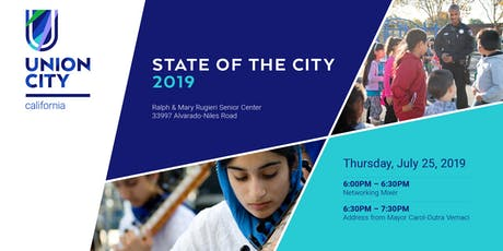 State of the City Address 2019 tickets