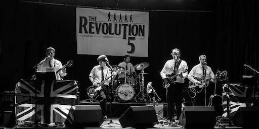 Patio Session: The Revolution 5