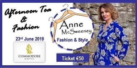 Anne's Fashion & Style tickets