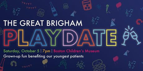 The Great Brigham Playdate tickets