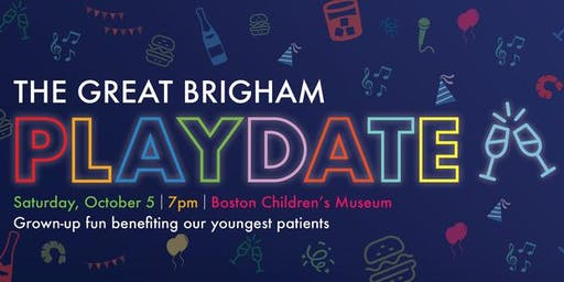 The Great Brigham Playdate