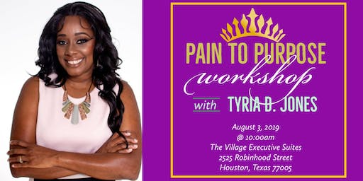 Pain to Purpose Workshop