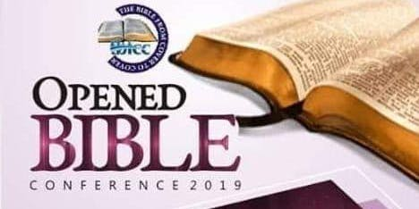 Opened-Bible Conference 2019