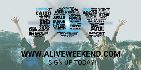 Alive Weekend Youth Retreat tickets