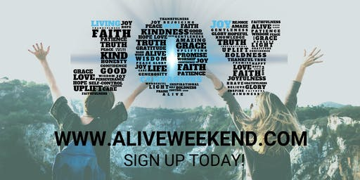 Alive Weekend Youth Retreat