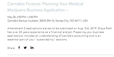 Cannabis Finance: Planning Your Medical Marijuana Business Applications