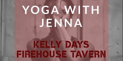 Kelly Days Yoga