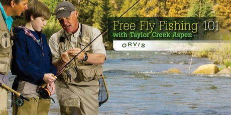 Free Class: Fly Fishing 101 tickets