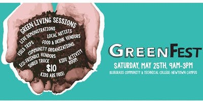 GreenFest Admission