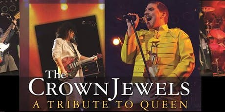 Patio Session: The Crown Jewels tickets