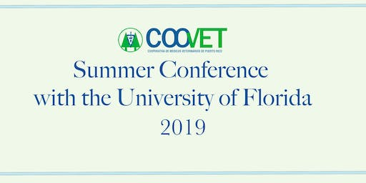 COOVET Summer Conference with the University of Florida