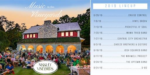 Nissley Vineyards - Music in the Vineyards Summer Concert Series