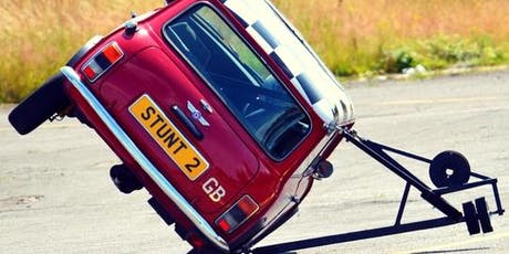 Stunt Driving Experiences - Essex - Sunday 8th September 2019 - 1pm - 3pm tickets
