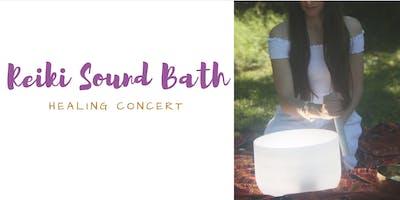Reiki Sound Bath Healing Concert